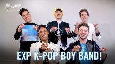[한류세계] 뉴욕에서  결성한 논 코리언 K-POP 그룹 EXP