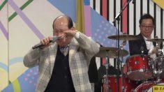 전국노래자랑서 흐느적 댄스로 '손담비-미쳤어' 부르며 시선 강탈한 77세 할아버지