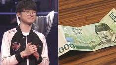 '연봉 30억' 엄마 다 드리고 한달 '용돈 30만원' 받는 96년생 프로게이머