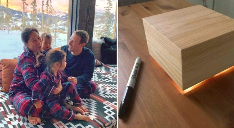 저커버그가 아기 돌보느라 잠 제대로 못자는 아내에게 만들어 준 '슬립박스'