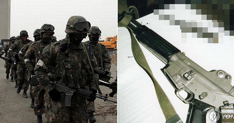 밤샘 훈련하고 부대 복귀하던 중 'K2 소총' 잃어버린 육군 병사