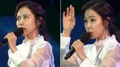 미스트롯 출신 가수 홍자가 '전남 영광'서 내뱉은 충격적인 발언 (영상)
