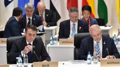 25분 지각한 시진핑에 '회담취소' 통보한 브라질 대통령