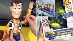 오늘(5일)부터 CGV에서 '실물 크기' 토이스토리 장난감 살 수 있다