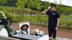 '천안함 추모' 티셔츠 팔아 유족 위해 1천만원 기부한 고3 학생