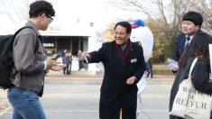 전용차 없애고 걸어다니며 아낀 예산으로 장학금 지급하는 한남대 총장