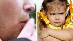 담배 오래 피우면 성격 나쁘게 변해 남들에게 짜증 잘 낸다 (연구)