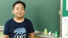 태국여행 중 수영장에 빠진 7살 소녀 구조한 11살 초등학생의 한 마디