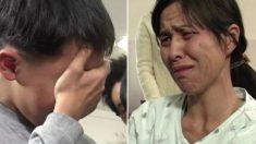 """""""엄마가 제일 자랑스러워요"""" 전국민 울렸던 시각·청각장애 엄마와 아들의 근황"""