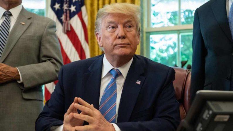"""""""트럼프의 외국인 정책 근본은 선의와 균형"""""""