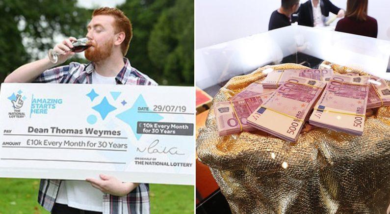 30년간 매월 1500만원씩 받는 복권 당첨된 아마존 직원