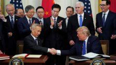 미중, 1단계 무역합의 서명…86쪽 합의문 어떤 내용 담겼나