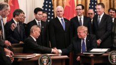 """""""중국, 코로나19로 미국과 무역합의 이행능력 손상될 가능성"""""""