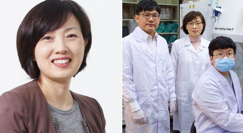 """""""노벨상 후보 유력"""" 한국의 김빛내리 교수, 코로나 치료제 열쇠 찾았다"""