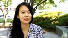 [인터뷰] 한국 청년들이 '뮬란 OUT' 외치는 이유.. 세계시민선언 공동대표 이설아