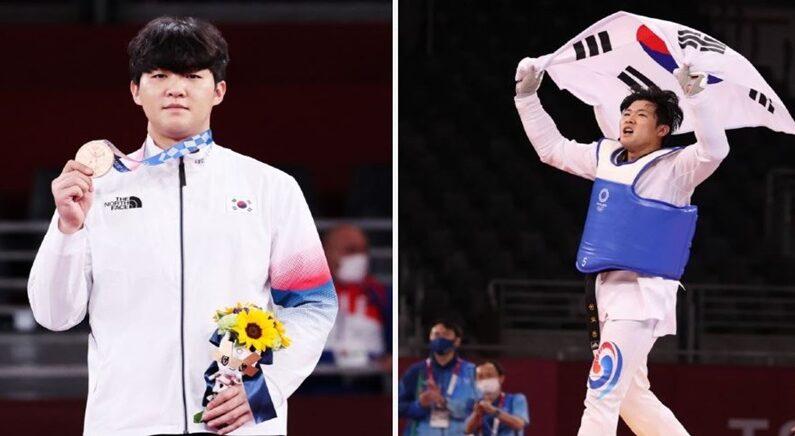 암 이겨내고 생애 첫 출전한 올림픽에서 값진 동메달 획득한 태권도 인교돈