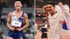 교통사고가 만든 짝발 아픔 딛고 한국 육상 신기록 주인공이 된 우상혁