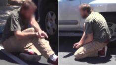 전쟁 참전한 뒤 PTSD 걸린 환자 때문에 실제로 출동한 상황 (영상)