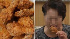 """""""닭다리 처음 먹어본다"""" 전국의 자녀들 울린 60대 여성의 치킨집 리뷰"""